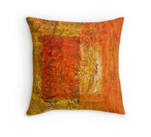 Reading Order Throw Pillow