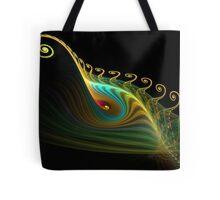 Spirals of Color Tote Bag