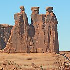 Three Gossips by Graeme  Hyde