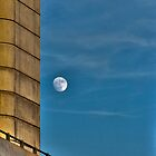 Urban Moonscape by Ravi Chandra
