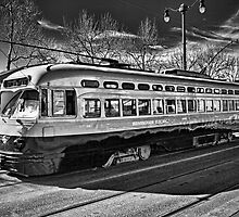 Birmingham Electric - San Francisco Street Car by RRDA