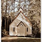 ~ St Barnabas Church ~ Yarramalong ~ NSW ~ by Donna Keevers Driver