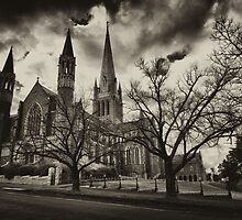 Cathedral  by Lois Romer