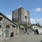 Clitheroe Castle by Debbie Thatcher
