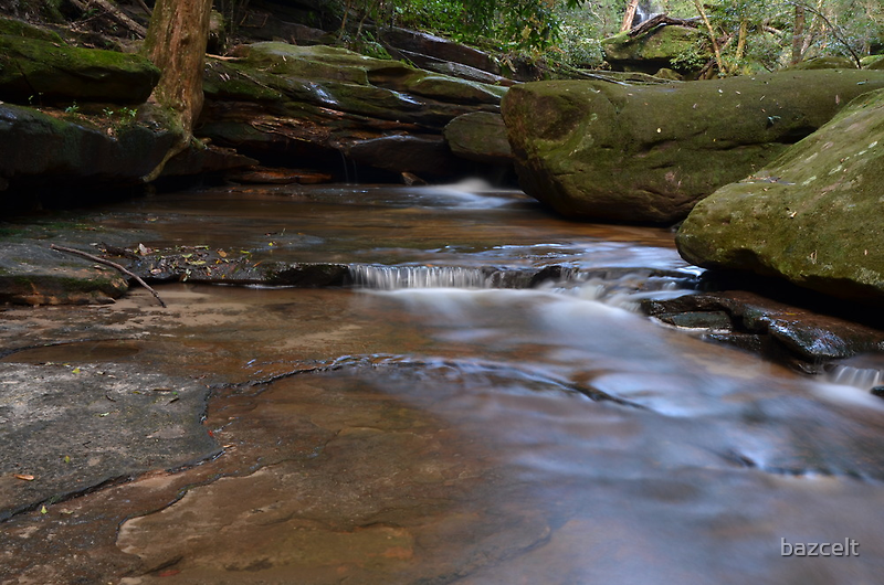 Somersby Falls, a Little One by bazcelt