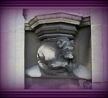 Gargoyle 2. by Heather Goodwin
