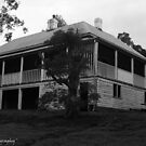 'The Old Mill Managers Residence' - Jarrahdale WA by Brien Bland