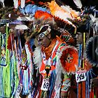 Red Earth Native American Indian Dance Competition by Bixie