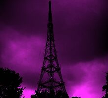 Crystal Palace Tower by anthillmob74