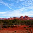 Sedona Red by Eileen McVey