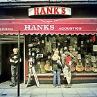 Hanks Acoustics by kathy archbold