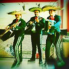 Mariachi Band by kathy archbold