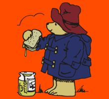 Paddington Loves Marmalade! Kids Clothes