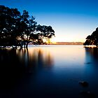 Nudgee Daybreak by BaroqueLover
