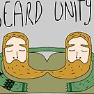 Bearded men unity by Scott Barker