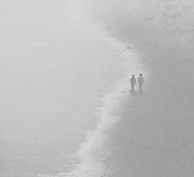 Footprints in the mists of time by clickinhistory