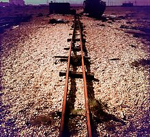 Tracks #1 by Richard Pitman
