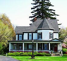 The House Next Door ~ Lewiston, NY by artwhiz47