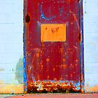 Back Door by christiane