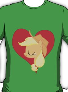 I have a crush on... Applejack T-Shirt