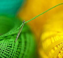 Needle & Cotton Thread-2/2011 by Mukesh Srivastava