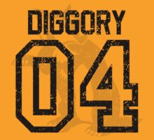 Diggory Quidditch Jersey by jcthomason