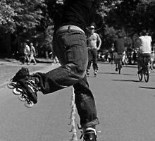 Skator Boyz #2, Hyde Park, London 2011 by Timothy Adams