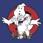 Springfield Ghostbusters  by lynchboy