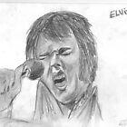 Elvis by BigBlue222