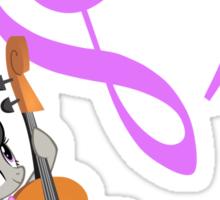 Octavia - Love Through Music Sticker