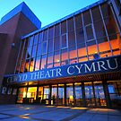 Theatr Clwyd Theatre, Mold, Flintshire by PhillipJones