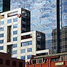 City Walls II by Harry Oldmeadow