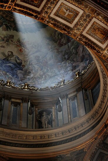 The Light in St Peter's by Samantha Higgs