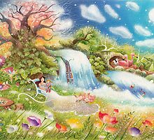 A magical tale to tell by May Ann Licudine