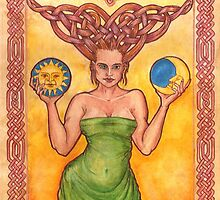 Celtic Goddess by Proclivities