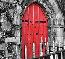Red Door by SexyEyes69
