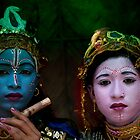 Radha Krishna - The Immortal Love Legends (INDIA) by Amlan Sanyal