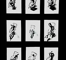 """Despair Chair "" - Complete work by Michelle Lee Willsmore"