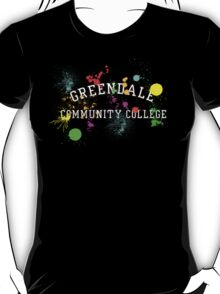 Greendale Community College Paintball T-Shirt