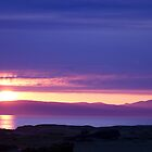 Scottish Sunset by chris-kemp