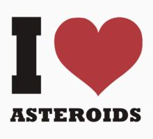 I love Asteroids by TLaw