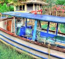 Seen Better Days - HDR by Colin J Williams Photography