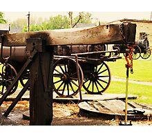 Fairbank Well (Petrolia Discovery) Photographic Print