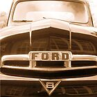 V8 FORD TRUCK by bulldawgdude