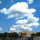 Bronx Clouds by Alberto  DeJesus