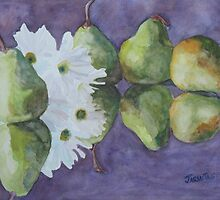 Dances With Pears by JennyArmitage
