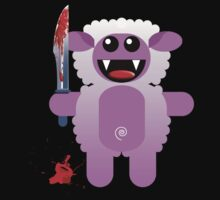 SHEEP 2 (Cute pet with a sharp knife!) by peter chebatte