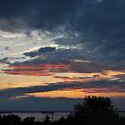Sunset  June 22, 2011 by goddarb