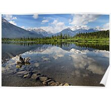 Vermillion Lakes, Banff, Alberta, Canada Poster