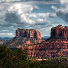 A Morning in Sedona  by Saija  Lehtonen